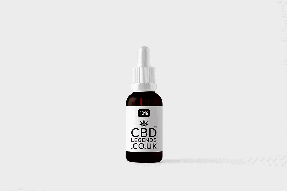 10% High Grade Organic Full Spectrum CBD Oil