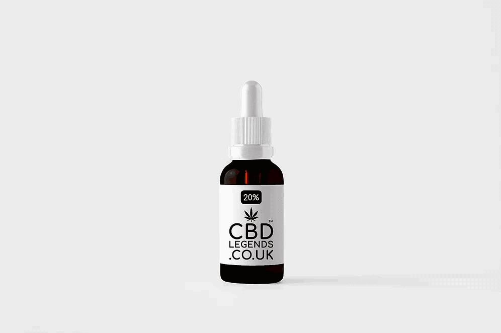 20% High Grade Organic Full Spectrum CBD Oil
