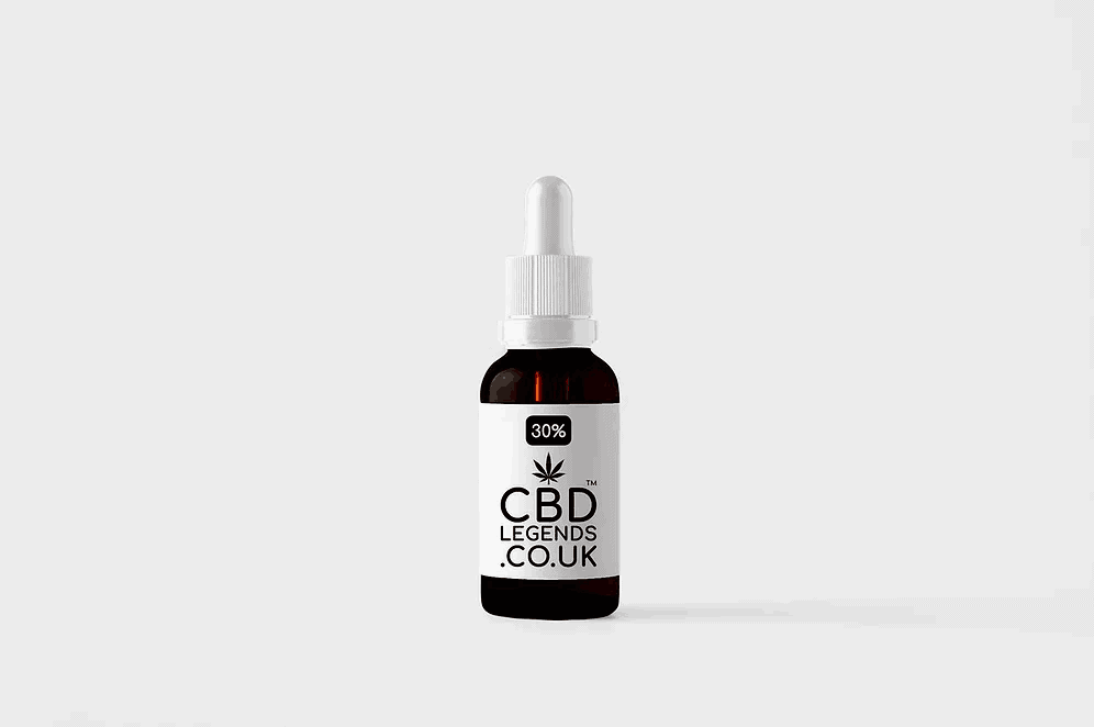 30% High Grade Organic Full Spectrum CBD Oil